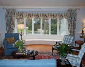 Bow Window Treatment Ideas bow window treatments and several ideas for door windows
