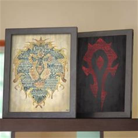 world of warcraft alliance birthday cake projects to try
