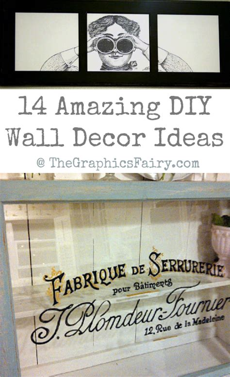 14 amazing diy wall decor ideas page 5 of 14 the