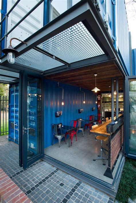 coffee shop design and build three unique projects making the most of shipping containers
