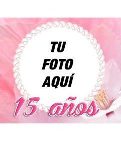 imagenes de cumpleaños para xv postal de cumplea 241 os quince a 241 os fotoefectos