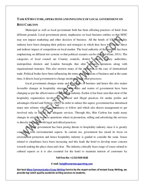 Report Writing About Environment by Sle Report On External Business Environment By Instant Essay Writi