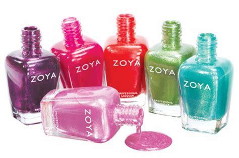 Di Zoya surf i nuovi coloratissimi smalti di zoya per l estate 2012 and the city