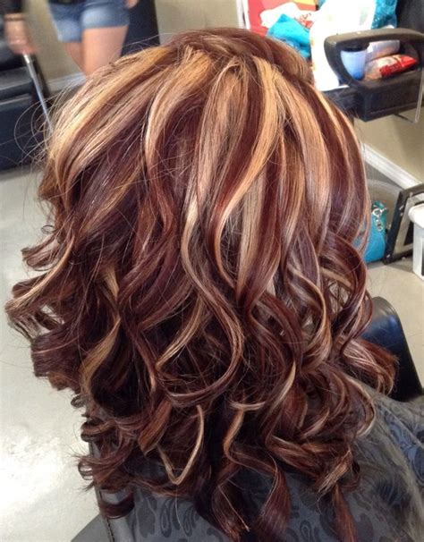 cute burgundy highlights m 225 s de 25 ideas incre 237 bles sobre aspectos m 225 s destacados