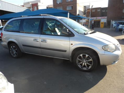 chrysler grand voyager 3 8 2006 technical specifications interior and exterior photo