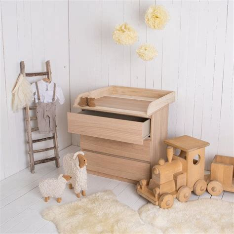 ikea natural wood chest of drawers new natural wood changing unit table top cot top for