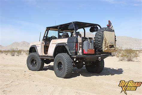 bronco bumpers horses ford parts accessories bronco