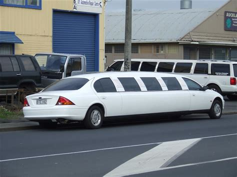 Limousine Vehicle by Stretch Limousines 171 Low Volume Vehicle Certification