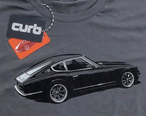datsun t shirts the curb shop curb datsun 240z t shirt
