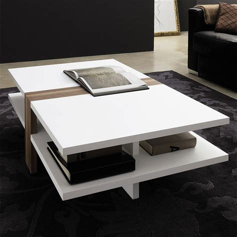 Modern Coffee Table For Stylish Living Room Ct 130 From Living Room Table Designs