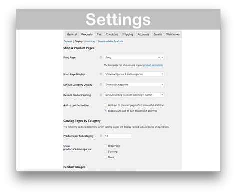 wordpress different layout for category woocommerce nested category layout plugin 25 v1 11 1