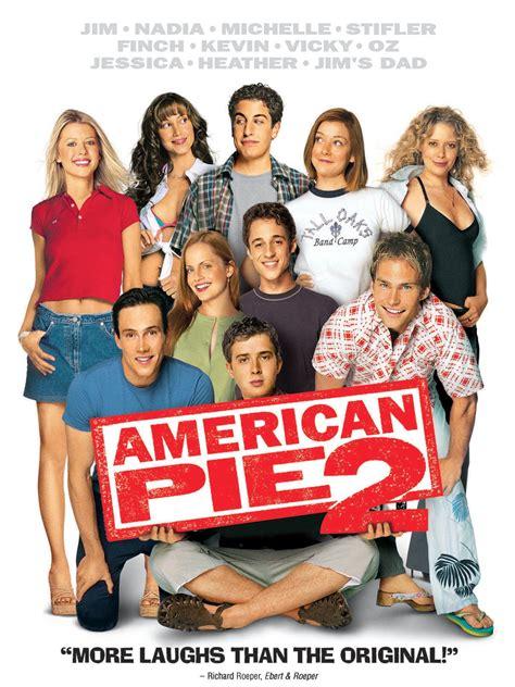 film seri american pie american pie 2 2001 posters the movie database tmdb