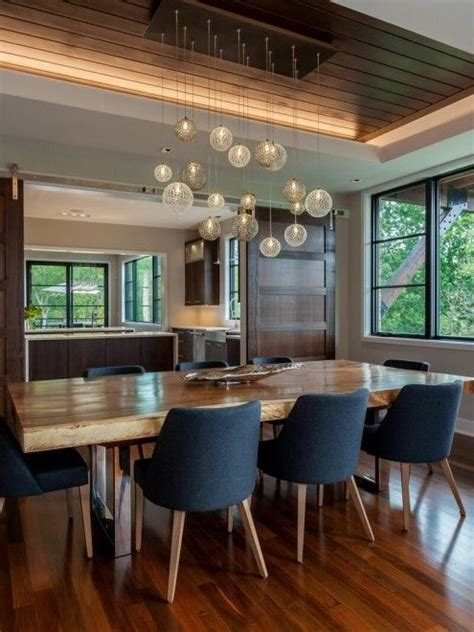Modern Lighting Dining Room Mod Mid Century Modern Dining Room Shakuff Lighting Lighting Mid Century