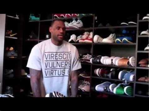 Lebron Shoe Closet by Lebrons Sneakers