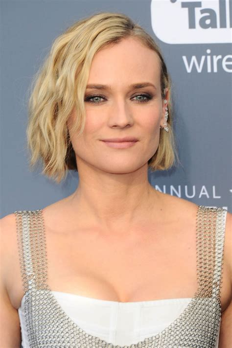 Diane Kruger ? #DianeKruger 2018 Critics? Choice Awards