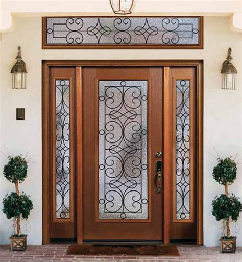 Top 15 Exterior Door Models And Designs Mostbeautifulthings Exterior Door