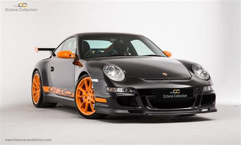 Porsche Gt3 Used For Sale by Used 2007 Porsche 911 Gt3 997 Gt3 Rs For Sale In