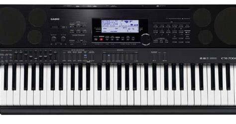 Keyboard Merk Casio jual keyboard casio ctk 7000 baru musik madiun