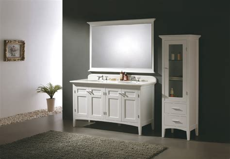 Freestanding Vanity Cabinets by Wall Mount Vs Free Standing Vanities The Bathroom
