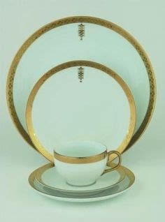 Frank Lloyd Wright China 5689 by China On Limoges China Dinnerware And Salad