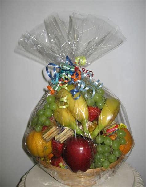 Canasta De Frutas Para Regalo | como hacer una cesta de frutas para regalo bloghogar com