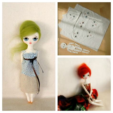 design doll serial miniature designer interview 1 gingermelon