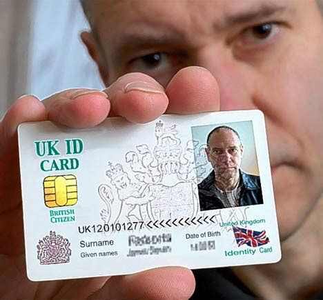printable id cards uk id cards must be free for all says brown s own adviser