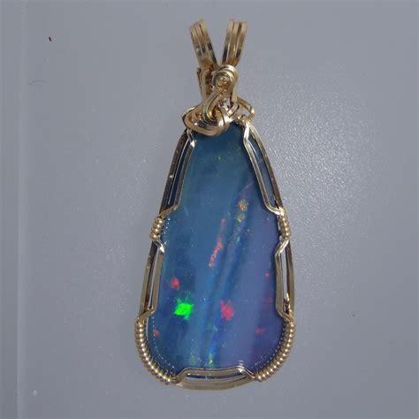 dark blue opal 100 dark blue opal boulder opal gemstone and
