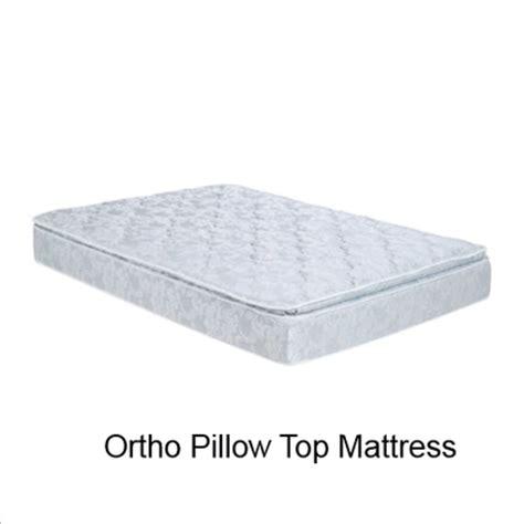 ortho ultra top mattress plush support