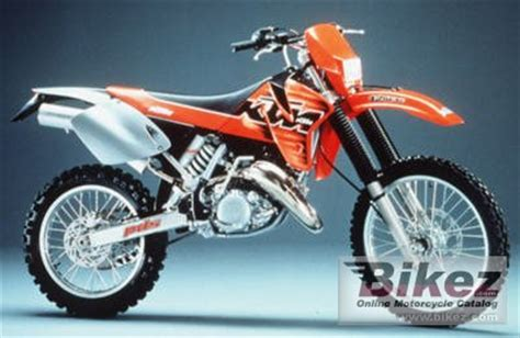 1999 Ktm 125 Exc 1999 Ktm Exc 125 Specifications And Pictures