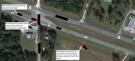 Tesla Florida Tesla Autopilot Crash Prompts New Update Self Driving