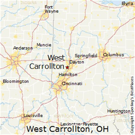 houses for rent in west carrollton ohio best places to live in west carrollton ohio
