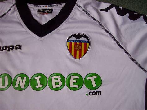 Jersey Valencia Classic Vintage Edition 2009 2010 valencia home classic football shirt top jersey joaquin camiseta spain vintage