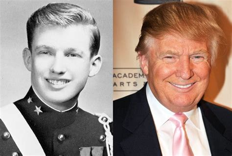 donald trump now yearbook photos donald o connor that s weird and new york