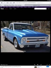 69 chevy truck chevy