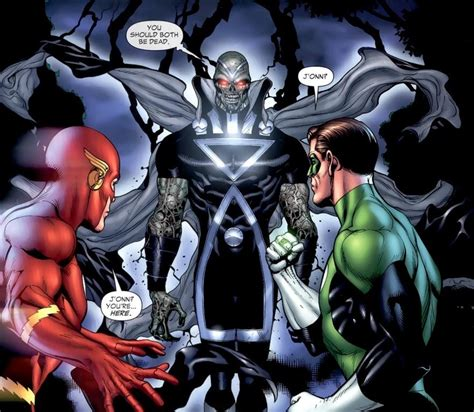 Topi Dc Take That Black Original lantern corp justice league free for all whowouldwin