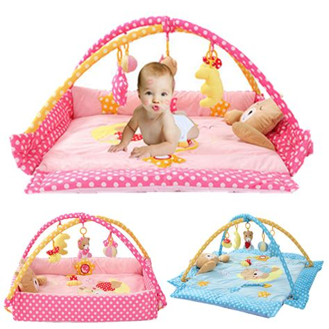 aliexpress buy pink blue soft foldable baby playmats