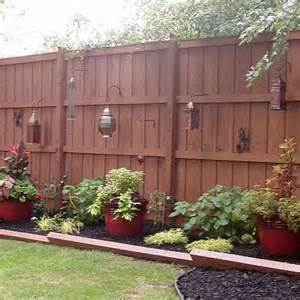 fencing backyard 25 best backyard fences ideas on wood fences