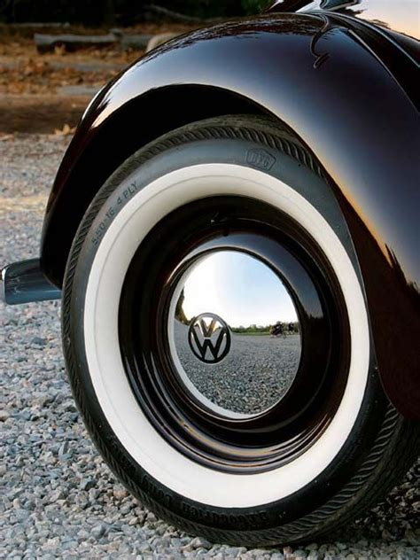 volkswagen bug wheels vw beetle wheels and whitewall tires beetle mania