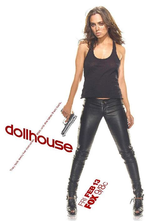 doll house tv series image gallery for dollhouse tv series filmaffinity