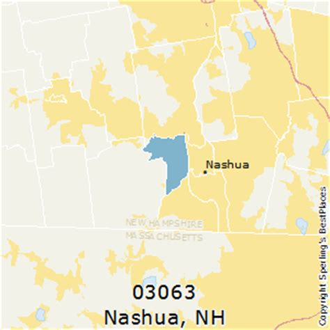 new hshire zip code map best places to live in nashua zip 03063 new hshire