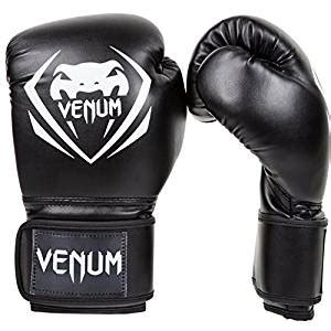 100 Leather Sarung Tinju Venum Glove Size 10 12 14 Oz 1 venum contender boxing gloves sports outdoors