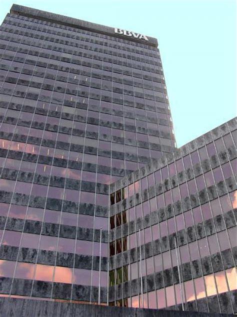 oficina bbva bilbao torre banco de vizcaya sede bbva bilbao