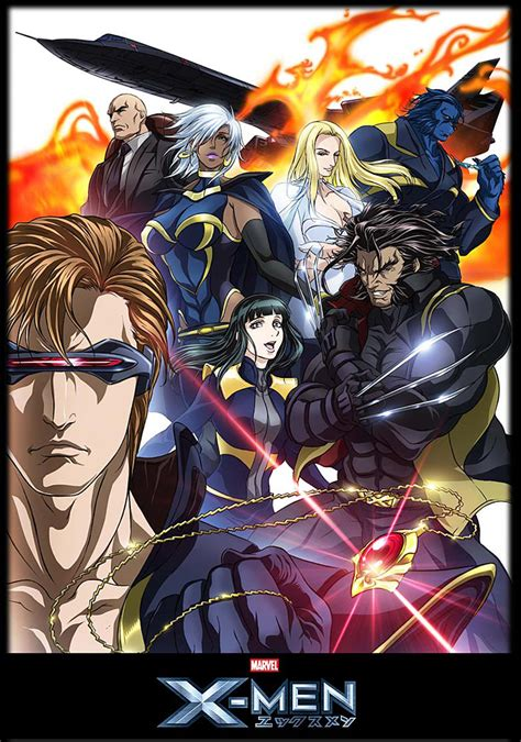 Hoodie Xmen The Wolverine 10 Anime anime comes to the u s on g4 tv