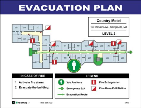 Free Emergency Evacuation Diagrams Flood Diagrams Elsavadorla Emergency Evacuation Route Template