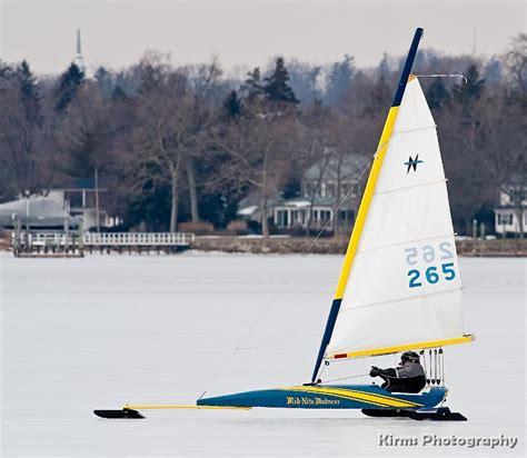 fan boat on ice ice boats be a fun mum