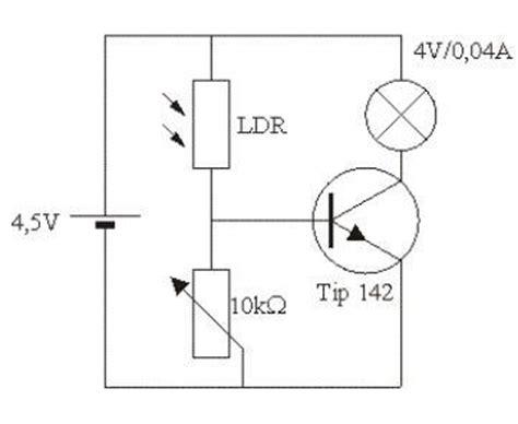 ir diode widerstand transistor als verst 228 rker anwendung bei lichtschranken schule physik elektronik