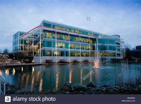 thames valley park reading oracle corporation uk ltd oracle parkway thames valley