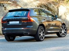 All Volvo All New Volvo Xc60 Revealed