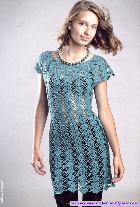 clothes pattern in spanish 17 best images about crocheted dresses and skirts on